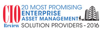 Top 20 Enterprise Asset Management Solution Providers 2016