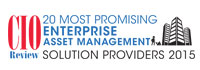 Top 20 Enterprise Asset Management Solution Providers 2015