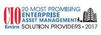 Top 20 Enterprise Asset Management Solution Providers 2017